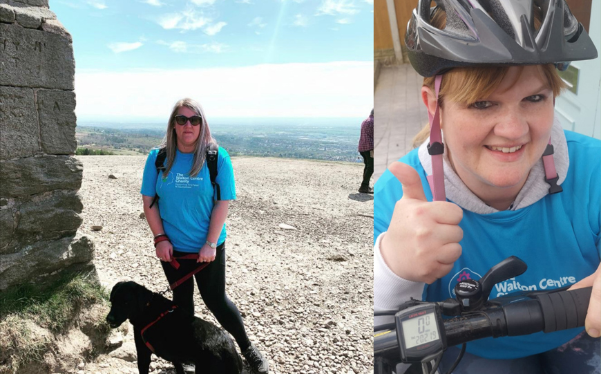 Sisters raise over £1,000 in memory of their dad
