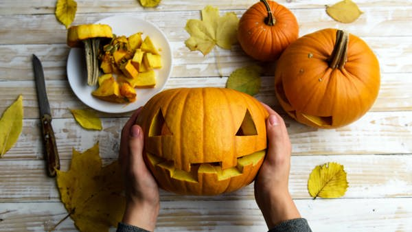 Read: Pumpkin carving competition